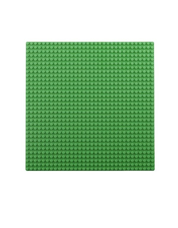 Lego Building Plate 626 Green