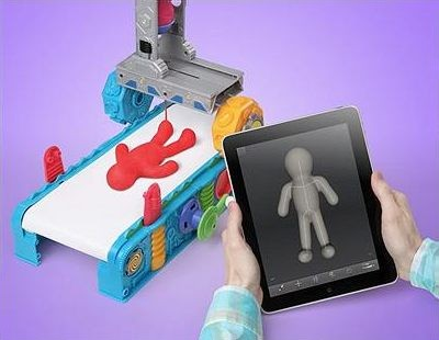 OntoLab ∧ Ontologics→Ontologic Systems Architecture → Think Geek Entry Level Play Doh 3D Printer