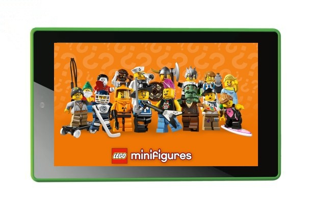 intelliTablet One Tablet Per Child (OTPC) and One Pad Per Child (OPPC/OP²C) and Lego® Minifigures